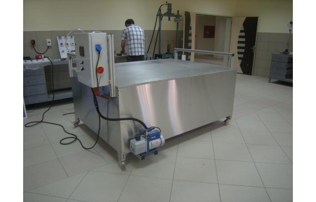 Vacuum Infusion Machine 1500x1200